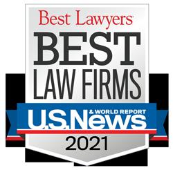 Best Law Firm 2021 - Gursky | Wiens