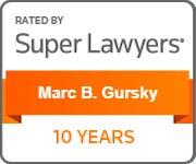 Super Lawyers Marc Gursky